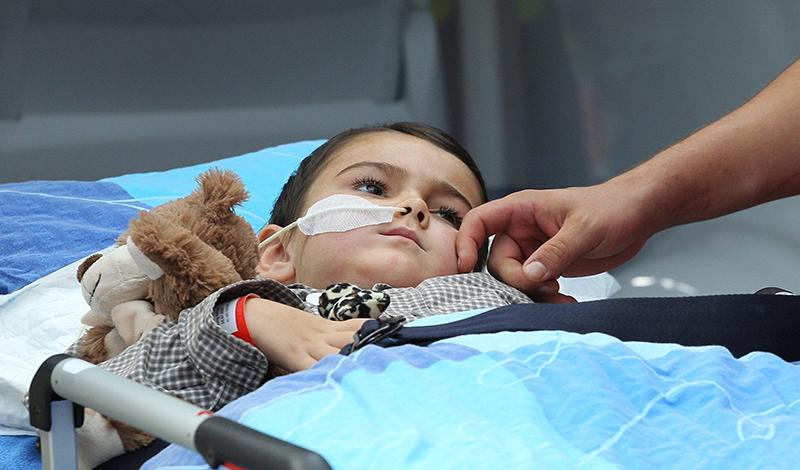 ابوالفضل سهساله به دلیل معلولیت بستری شده است.